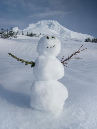 snowman Timberline