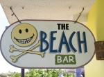 The Beach Bar, Cruz Bay