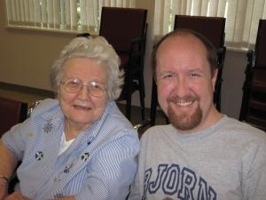 Grandma Barb