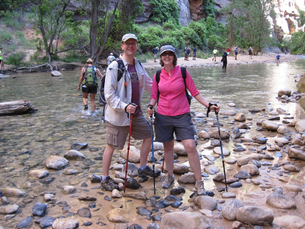 Hiking A-Z: Our Anniversary in Zion (3/6)