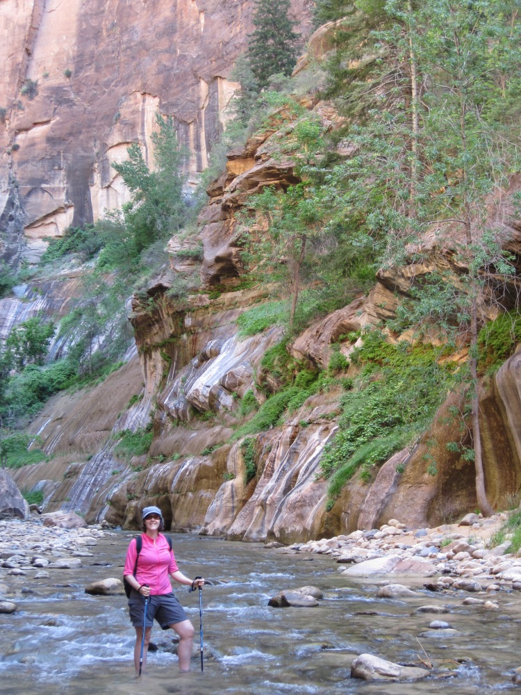 Hiking A-Z: Our Anniversary in Zion (4/6)