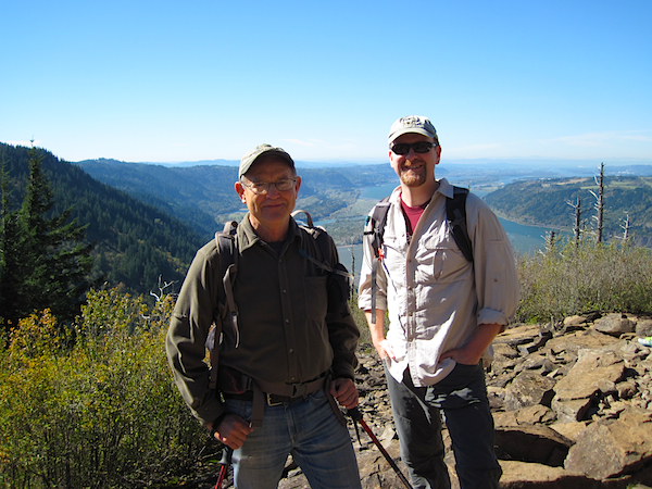 Angel's Rest Hike in the Columbia River Gorge (4/4)