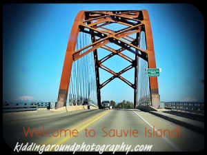 Sauvie Island bridge