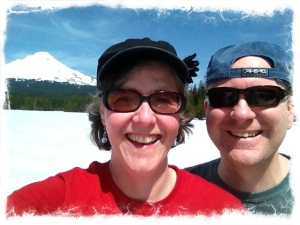 A long weekend at Mt. Hood to re-charge our batteries.