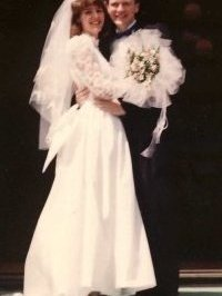 The big day in 1989