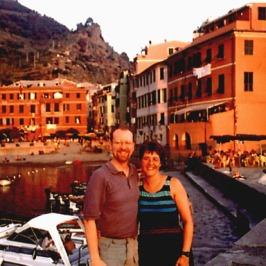 Cinque Terre, Italy, 2001