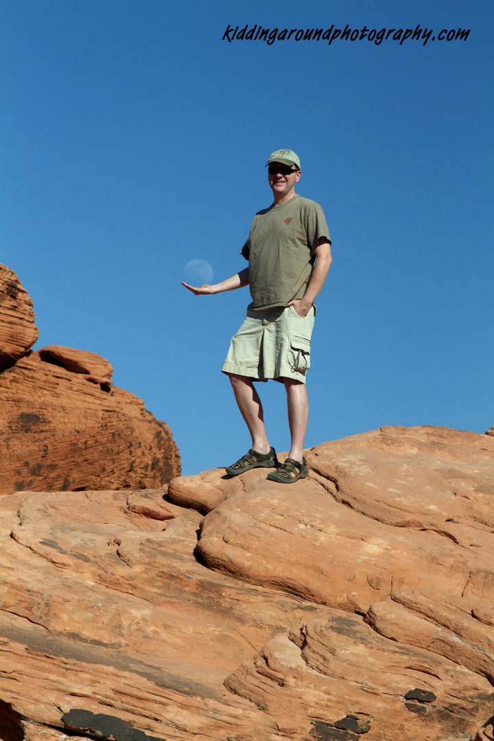 Just for fun! Valley of Fire SP