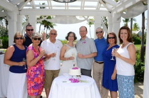 Sandals vow renewal