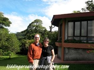 Sunset Hotel, Monteverde Costa Rica