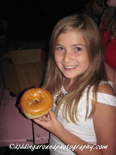 Portland doughnuts