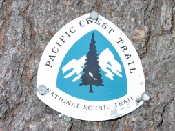 The Pacific Crest Trail passes through many western parks