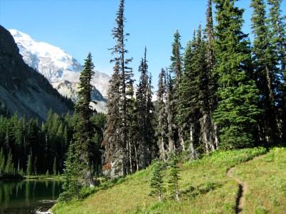 Mt. Rainier NP's Wonderland Trail
