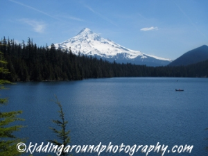 Lost Lake Mt. Hood Oregon