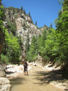 Hiking Zion National Park's Virgin River Narrows