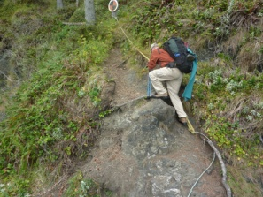 Scaling the Olympic headlands