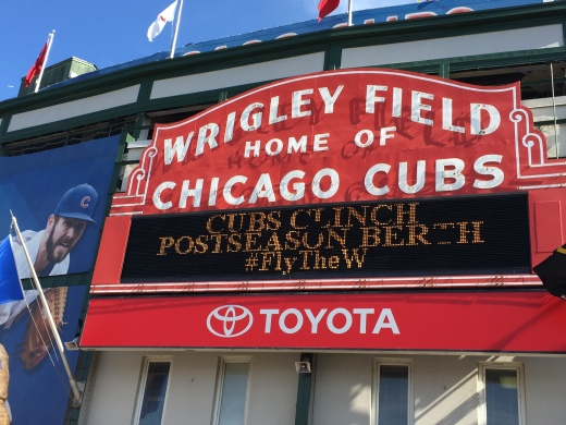 Wrigley Marquee