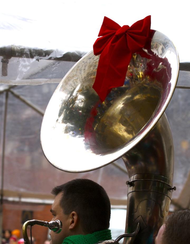 Tuba Christmas Portland