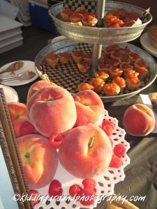 peach pies