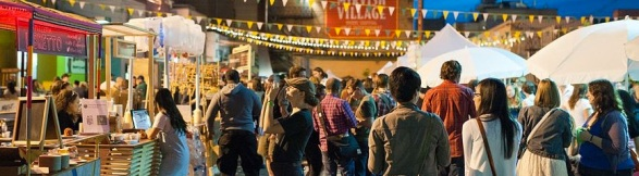 Image Credit: Portland Night Market