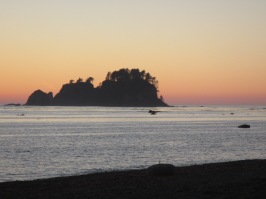 Cape Alava sunset