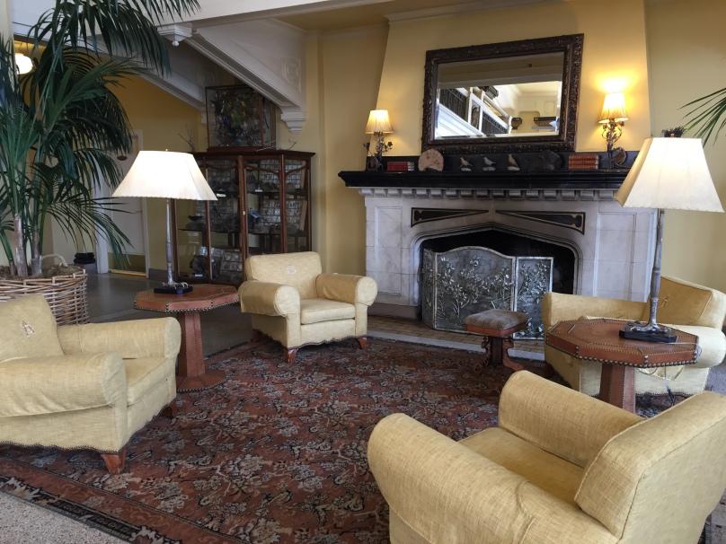 Ashland Springs Hotel Lobby