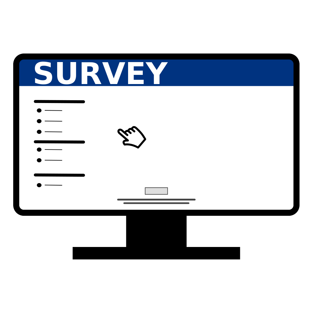 https://upload.wikimedia.org/wikipedia/commons/thumb/1/1b/Online_Survey_Icon_or_logo.svg/1024px-Online_Survey_Icon_or_logo.svg.png