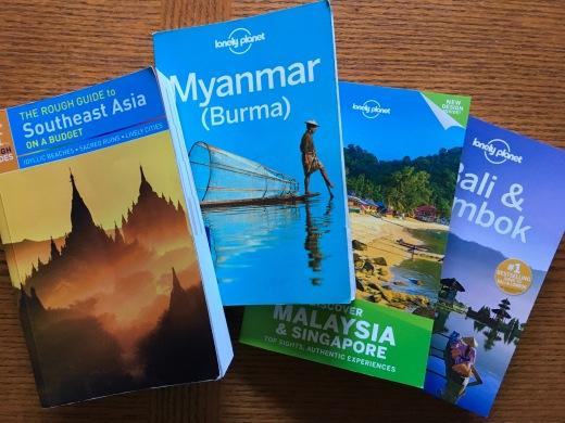 SE Asia, travel planning