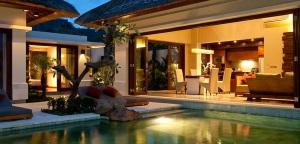 Bali resort