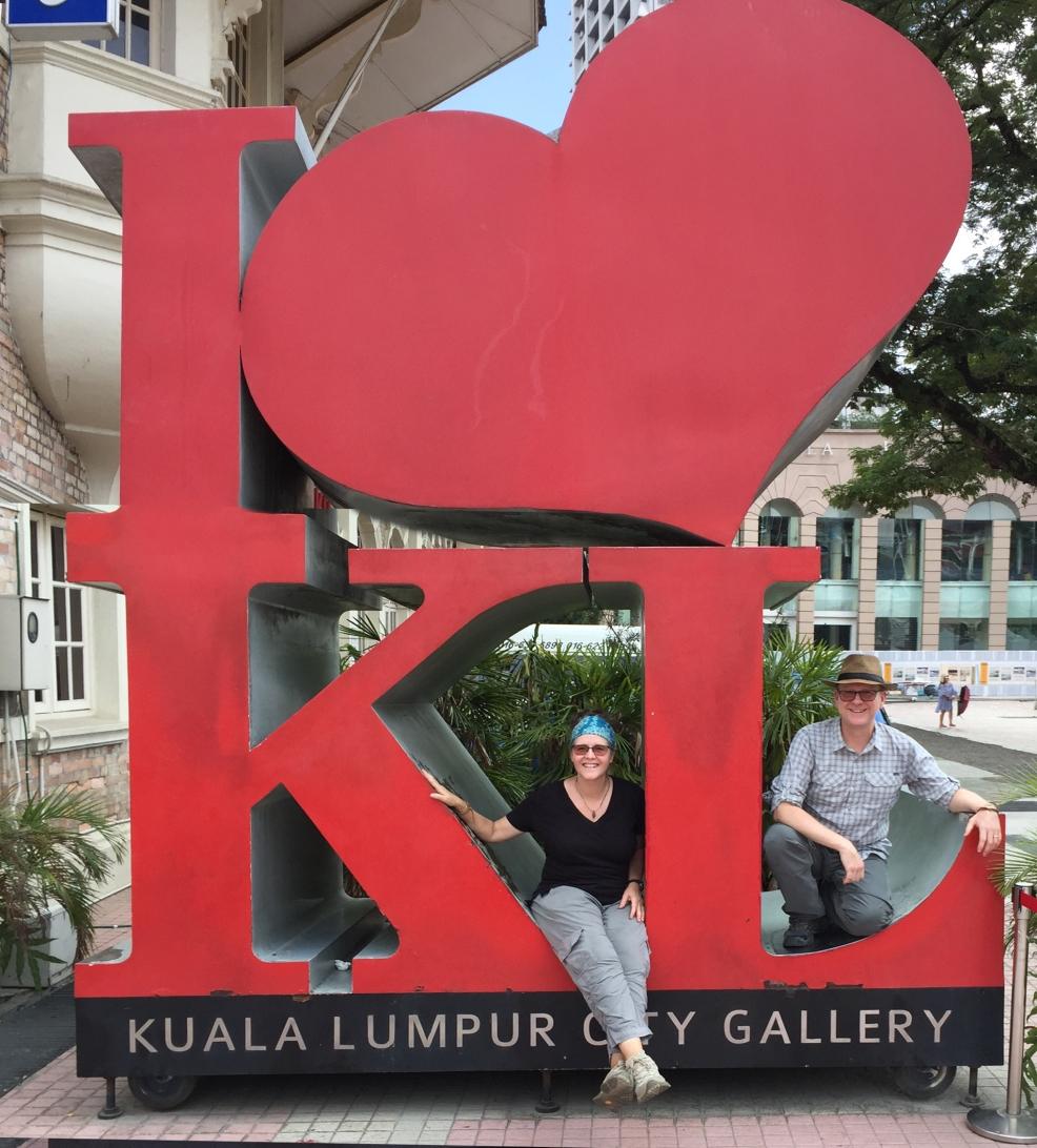 I heart Kuala Lumpur