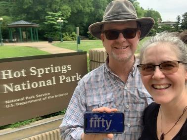 Hot Springs NP