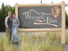 Wrangell-St. Elias NP, our 36th and most remote!